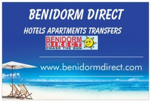 Benidorm Direct Hotels Apartments Cheapest Transfers
