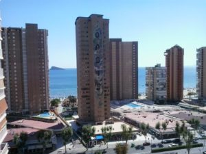 Blue Sky apartment  Calle Gerona, 48, 03503 Benidorm, Spain