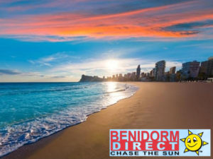Holidays in Benidorm 2018 Offers Hotels Apartments Airport Transfers