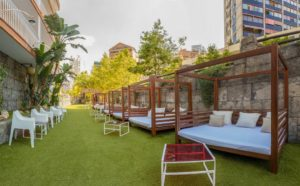 Benidorm Celebrations Pool Party Resort – Adults Only Amsterdam s/n, 03500 Benidorm, Spain