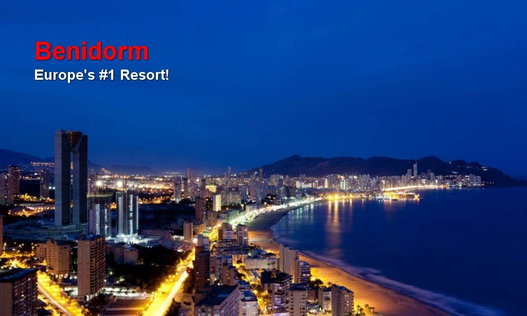 Benidorm Why Compare? Book Direct