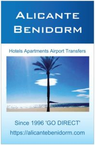 Alicante Benidorm Low Cost Transfers