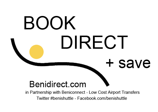 BeniConnect Beni Shuttle Connect Transfers Taxis Bus