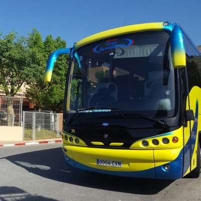 Beniconnect Transfers South Costa Connect Express Alitren Renfe Shuttle